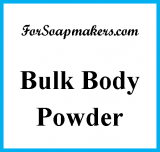 Bulk Body Powder (Out of Stock Until Further Notice)