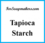Tapioca Starch  (Out of Stock Until Further Notice)