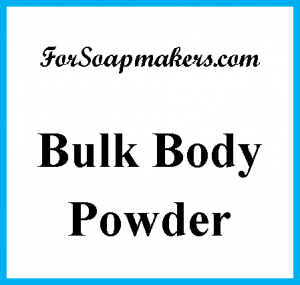 Bulk Body Powder (In Stock)