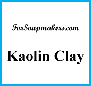Kaolin (China) Clay