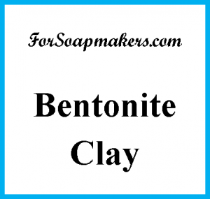 Bentonite Clay NF